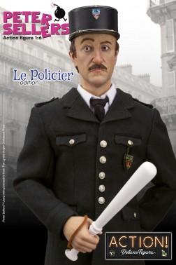 Peter Sellers Le Policier 1:6 action figure web exclusive - 5