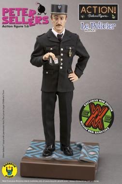 Peter Sellers Le Policier 1:6 action figure web exclusive - 7