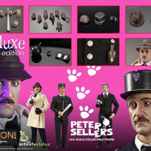 Peter Sellers deluxe 1:6 action figure web exclusive - 10