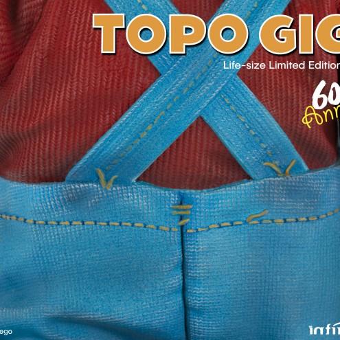 TOPO GIGIO LIFE SIZE LIMITED STATUE - 7