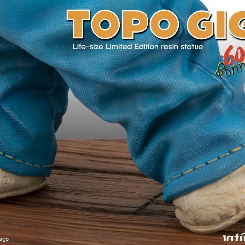 TOPO GIGIO LIFE SIZE LIMITED STATUE - 8
