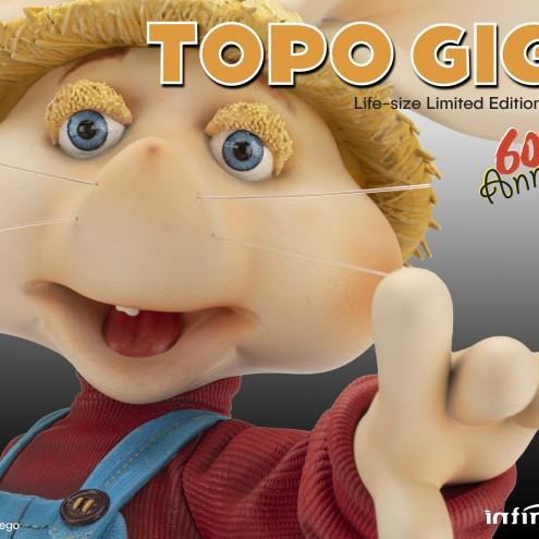 TOPO GIGIO LIFE SIZE LIMITED STATUE - 9