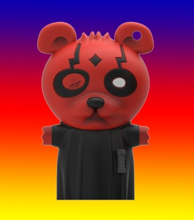 Lord Pando USB flash drive 8GB Rat-Man - 1