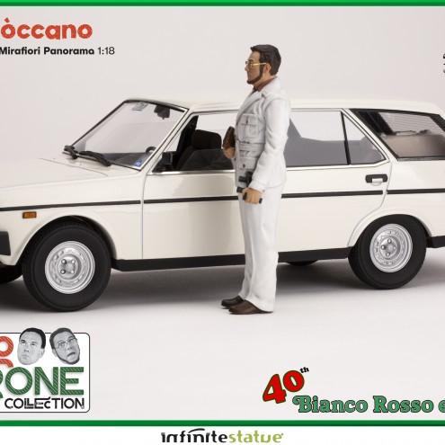 Furio con 131 Panorama 1:18 Resin Car statue - 1