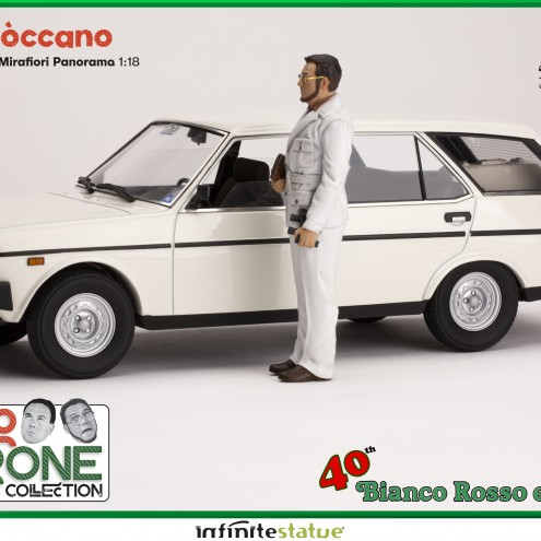 Furio with 131 Panorama 1:18 Resin Car WEB EXCLUSIVE - 1