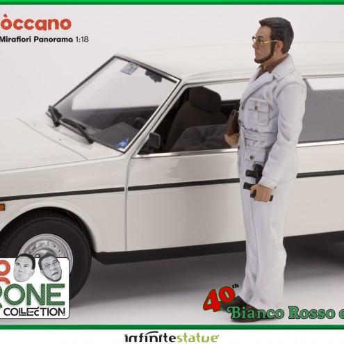 Furio con 131 Panorama 1:18 Resin Car statue -3