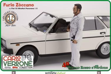 Furio with 131 Panorama 1:18 Resin Car WEB EXCLUSIVE - 3