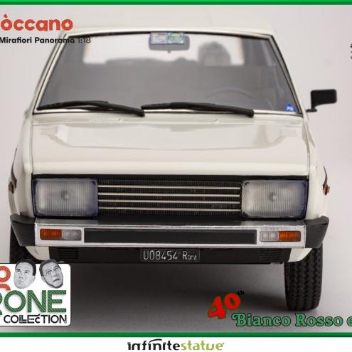 Furio con 131 Panorama 1:18 Resin Car statue -5