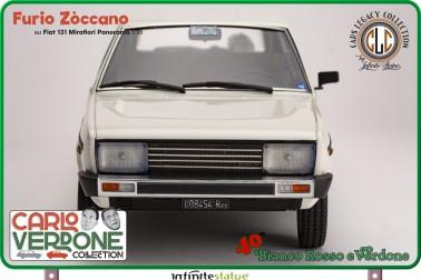 Furio with 131 Panorama 1:18 Resin Car WEB EXCLUSIVE - 5