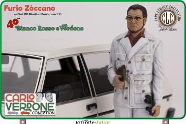 Furio with 131 Panorama 1:18 Resin Car WEB EXCLUSIVE - 7