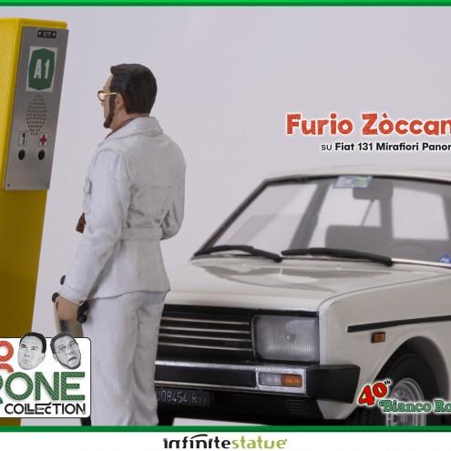 Furio with 131 Panorama 1:18 Resin Car WEB EXCLUSIVE - 10