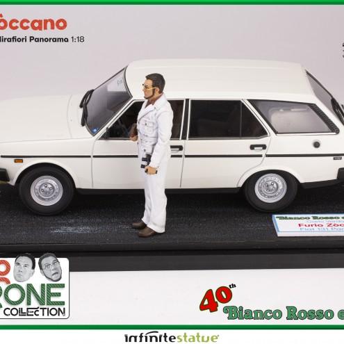 Furio with 131 Panorama 1:18 Resin Car WEB EXCLUSIVE - 11