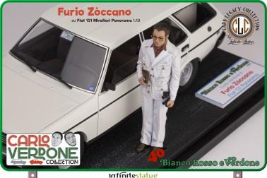 Furio with 131 Panorama 1:18 Resin Car WEB EXCLUSIVE - 12