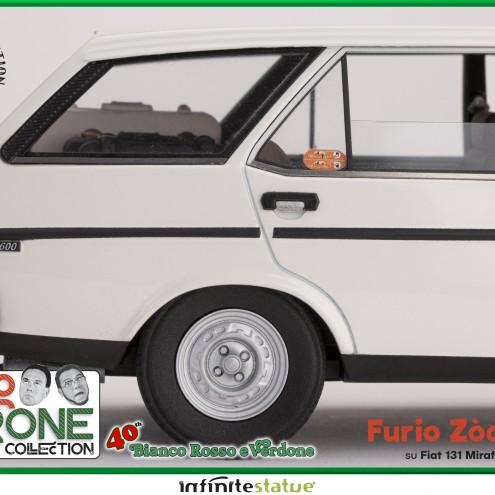 Furio con 131 Panorama 1:18 Resin Car statue -13