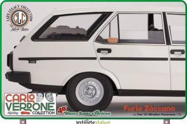 Furio with 131 Panorama 1:18 Resin Car WEB EXCLUSIVE - 13