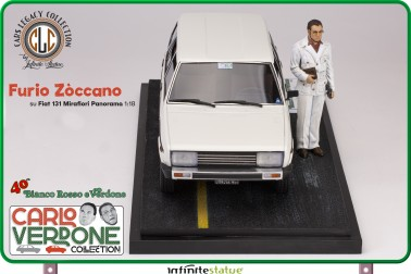Furio with 131 Panorama 1:18 Resin Car WEB EXCLUSIVE - 14