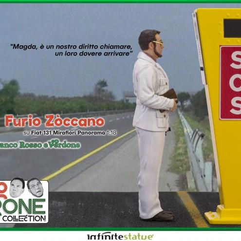 Furio with 131 Panorama 1:18 Resin Car WEB EXCLUSIVE - 21