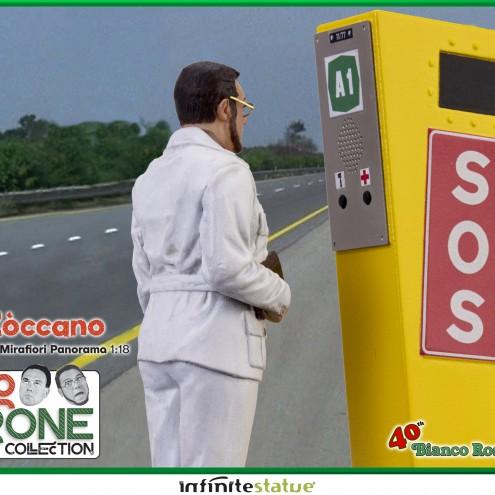 Furio with 131 Panorama 1:18 Resin Car WEB EXCLUSIVE - 22
