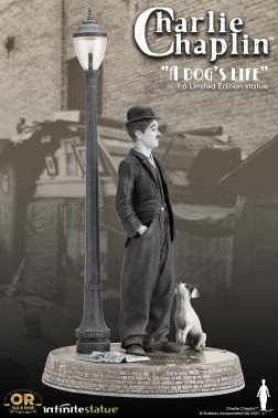 Charlie Chaplin A Dog's Life - profilo 1