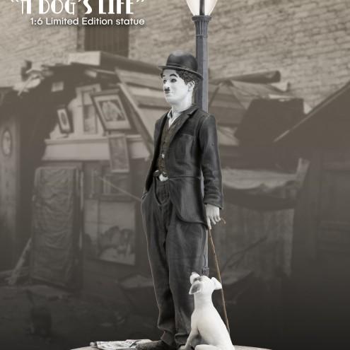 Charlie Chaplin A Dog's Life - profilo 2