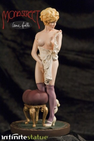 Mona Street EXTRA statua tiratura molto limitata - 2