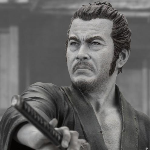 Toshiro Mifune Old&Rare 1/6 Resin Statue