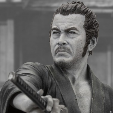 Toshiro Mifune Old&Rare 1/6 Resin Statue - 1