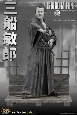 Toshiro Mifune Old&Rare 1/6 Resin Statue - 4