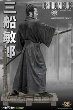 Toshiro Mifune Old&Rare 1/6 Resin Statue - 6