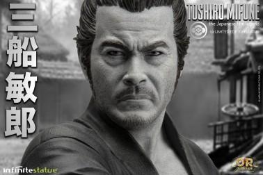 Toshiro Mifune Old&Rare 1/6 Resin Statue - 11
