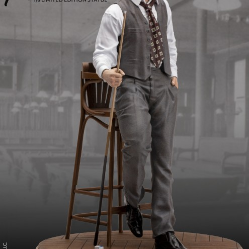 PAUL NEWMAN OLD&RARE 1/6 WEB EXC STATUE
