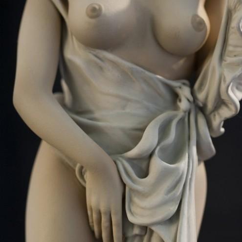 Statua di Mona Street UL colorazioneseppia - 4