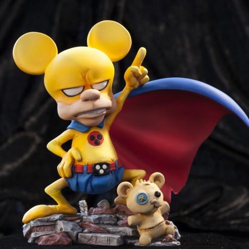 Statua in edizione limitata di Rat-Man - 3