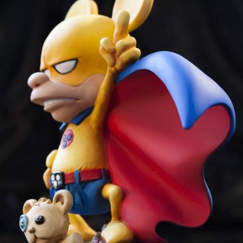 Statua in edizione limitata di Rat-Man - 4