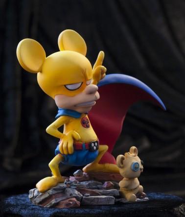 Statua in edizione limitata di Rat-Man - 5