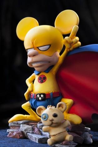 Statua in edizione limitata di Rat-Man - 6