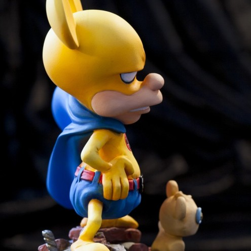 Statua in edizione limitata di Rat-Man - 7