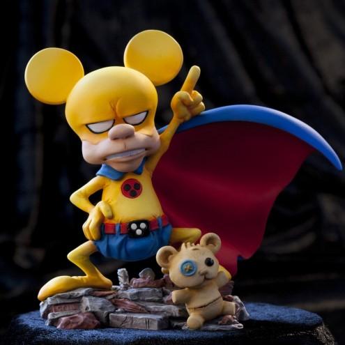 Statua in edizione limitata di Rat-Man - 8