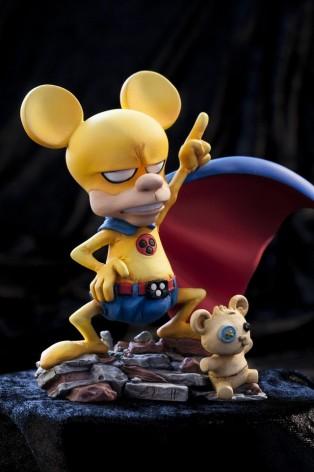 Statua in edizione limitata di Rat-Man - 11