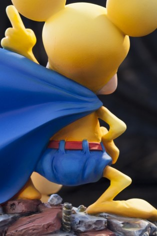 Statua in edizione limitata di Rat-Man - 12