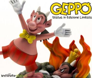 Geppo statua in edizione limitata - 3
