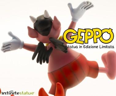 Geppo statua in edizione limitata - 4