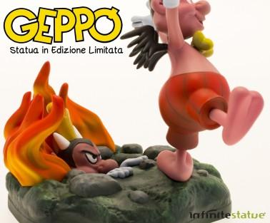 Geppo statua in edizione limitata - 7
