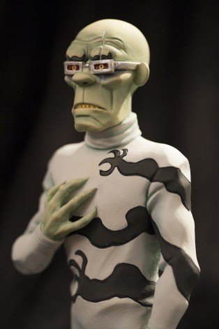Rat-Man Infinite Collection | The statue ofJanus Valker - 1