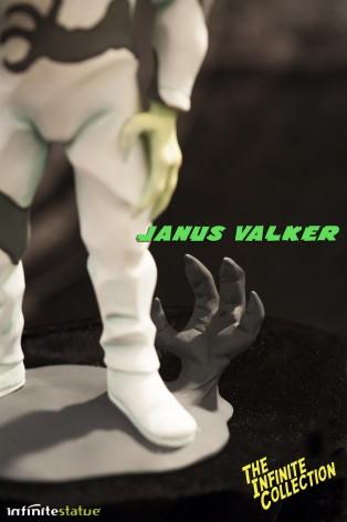 Rat-Man Infinite Collection | The statue ofJanus Valker - 4