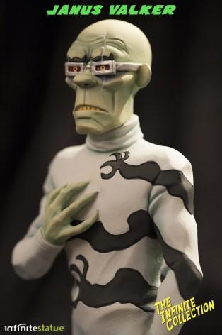 Rat-Man Infinite Collection | The statue ofJanus Valker - 7