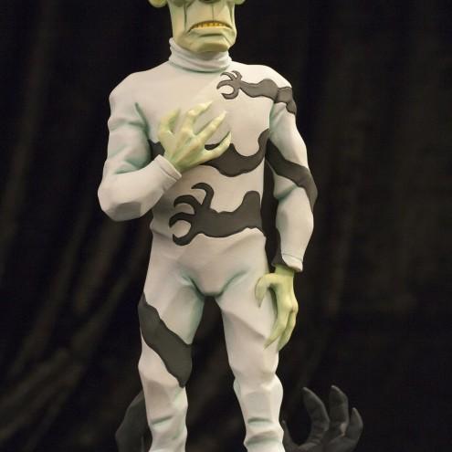 Rat-Man Infinite Collection | The statue ofJanus Valker - 9