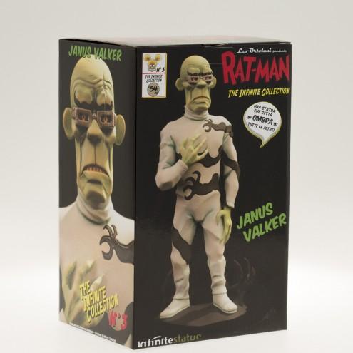 Rat-Man Infinite Collection | The statue ofJanus Valker - 11