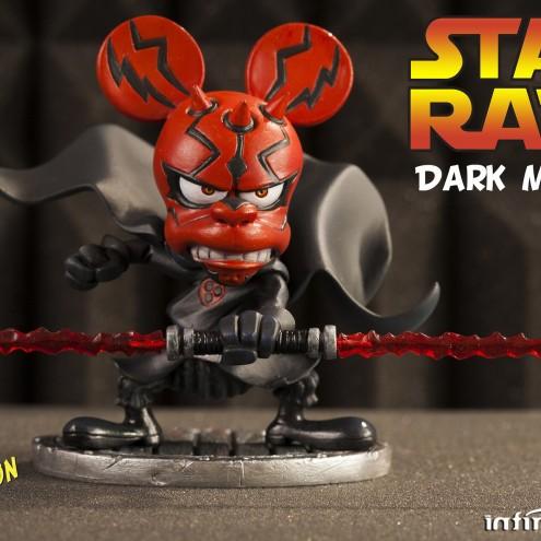 Rat-Man Infinite Collection statua da collezione Dark Mouse - 2