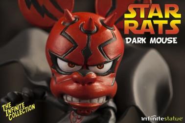 Rat-Man Infinite Collection statua da collezione Dark Mouse - 6